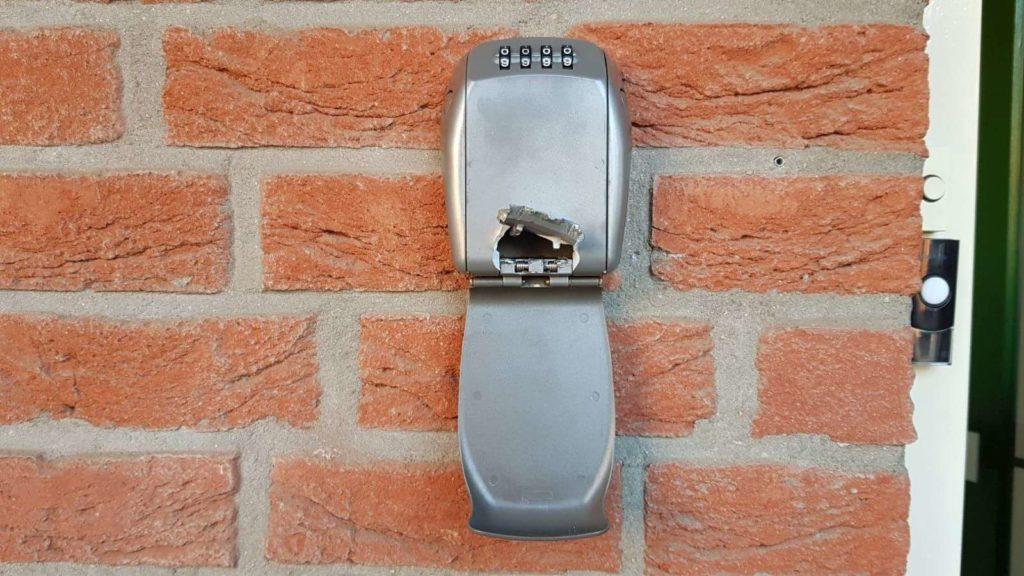 Puck Keysafe als veilig alternatief